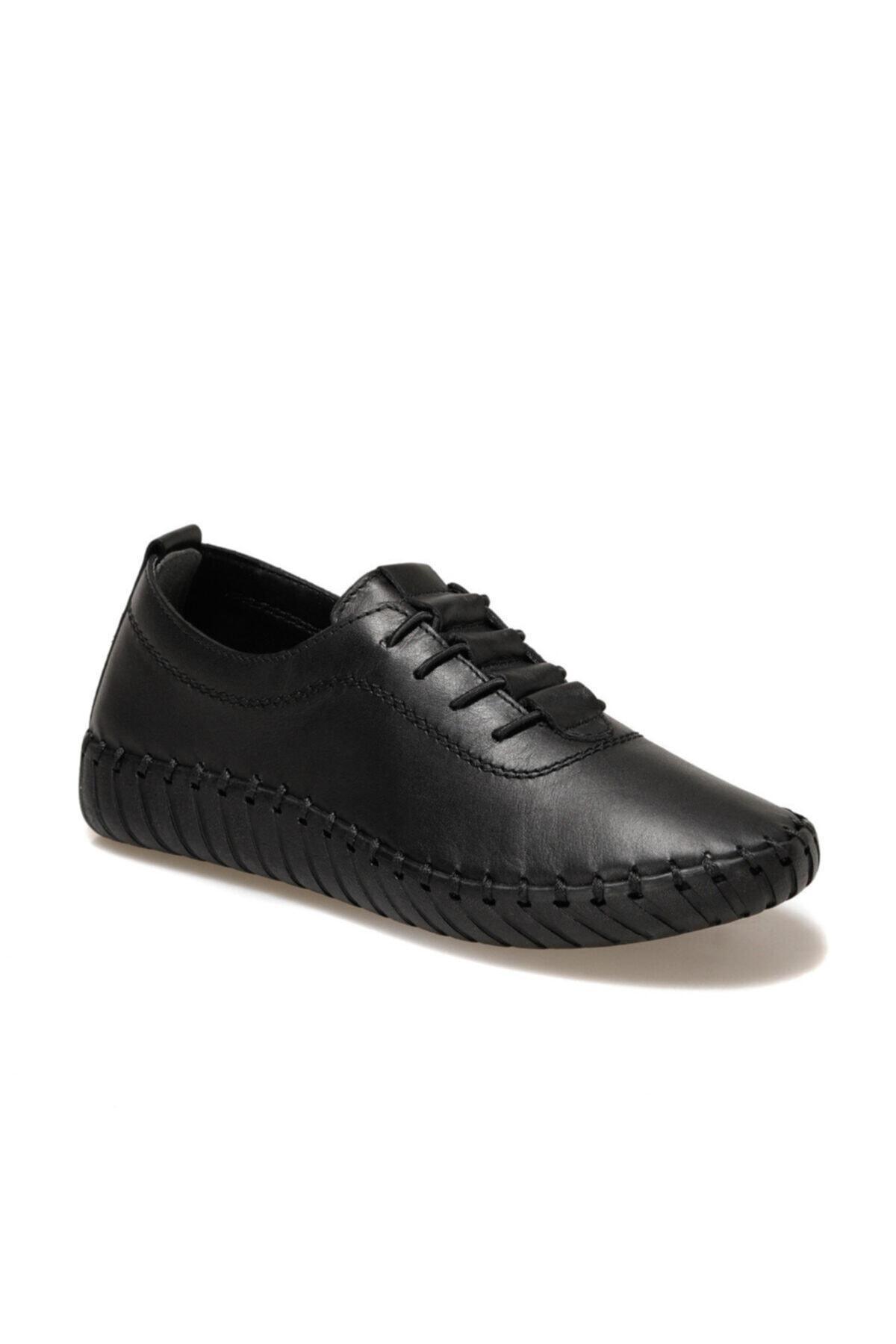 103083.Z1FX Siyah Kadın Comfort Ayakkabı 100911525