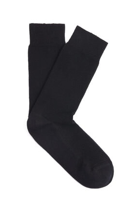 Mavi Siyah Uzun Soket Çorap 0