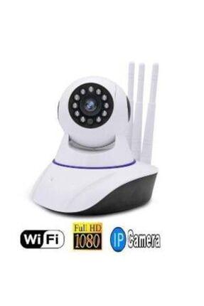 Mobitell 360° Wi-fi Ev Ofis Bebek Izleme Full Hd Güvenlik Kamerası 4