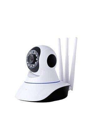 Mobitell 360° Wi-fi Ev Ofis Bebek Izleme Full Hd Güvenlik Kamerası 1