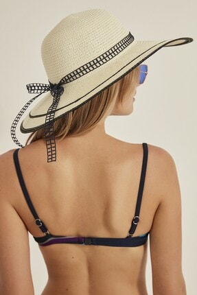 Camasircity C&city 2857 Desteksiz Straplez Bikini Üstü Lacivert 3