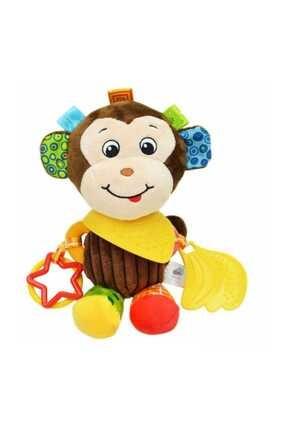 Sozzy Toys Maymun Arkadaşım Aktivite Oyuncağı (Szy130) 0