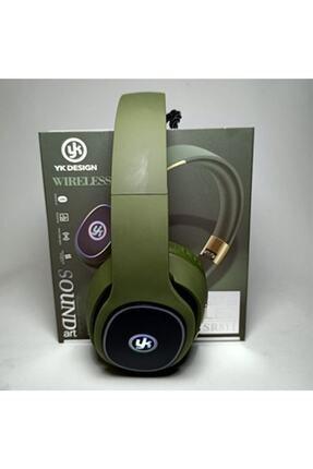 YK Design Yk Desıgn Wireless Led Işıklı Bluetooth Kulaklık Extra Bass 0