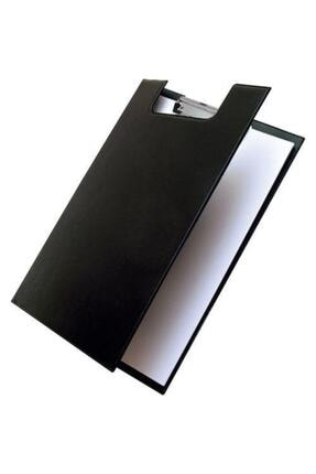 Bafix Kapaklı Sekreterlik Plastik A4 Siyah 1