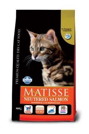Matisse Somonlu Kısırlaştırılmış Kedi Maması 10 Kg 0