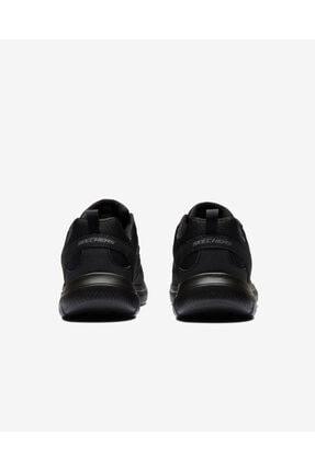 Skechers SUMMITS - NEW WORLD Erkek Siyah Spor Ayakkabı 4