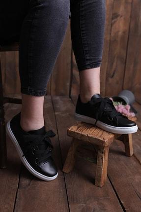 pasyone Kadın Siyah Casual Ayakkabı 0