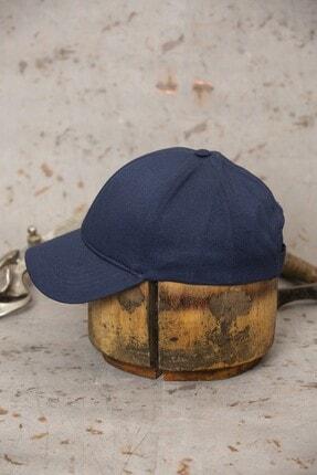 ÜN ŞAPKA Lacivert Şapka - Arkası Ayarlanabilir Şapka 2