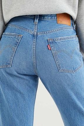 Levi's Kadın 501® Kadın Crop Jean Pantolon-Athens Day To Day 3620001590 4