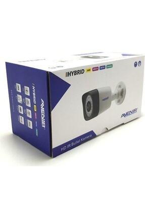 Avenir Av-bf236 2mp Ahd 3.6 mm Lens İç Ve Dış Mekan Bullet Kamera 231013 0