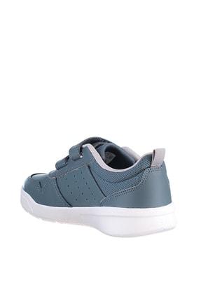 adidas TENSAUR C Gri Erkek Çocuk Koşu Ayakkabısı 100663758 2