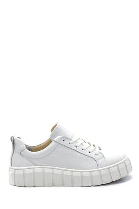 Derimod Kadın Deri Sneaker 0