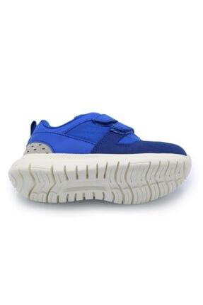 Vicco E19k.117 05 Saks Mavi Çocuk Spor Ayakkabı 4