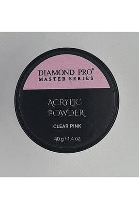 DIAMOND PROFESSIONAL Premium Akrilik Toz Açık Pembe 40 gr 1