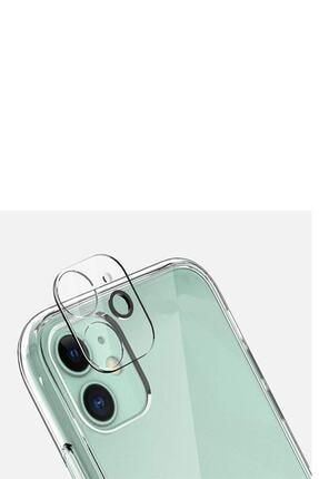 YGT Iphone 11 Uyumlu 3d Kamera Lens Koruyucu 1