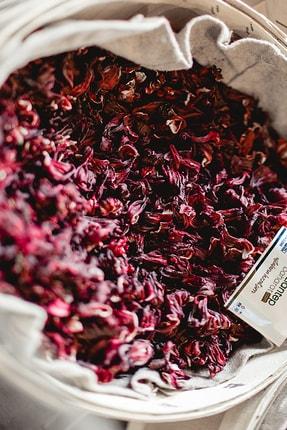 Gaziantep Baharat Hibiskus Yeni Mahsül Doğal Nar Çiçeği Mekke Gülü 1.kalite Hibiskus Çayı 100 gr 1