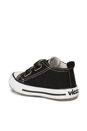 Vicco Pino Unisex Bebe Siyah/beyaz Spor Ayakkabı 3