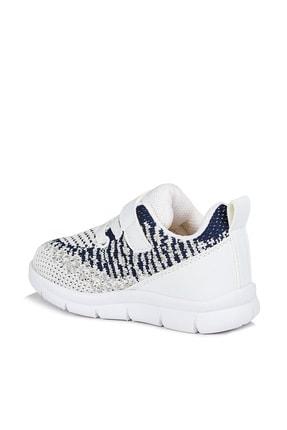 Vicco Cornet Unisex Bebe Beyaz Spor Ayakkabı 3