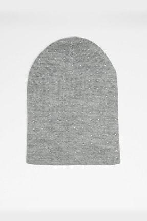 Aldo Kadın Gri Şapka 0