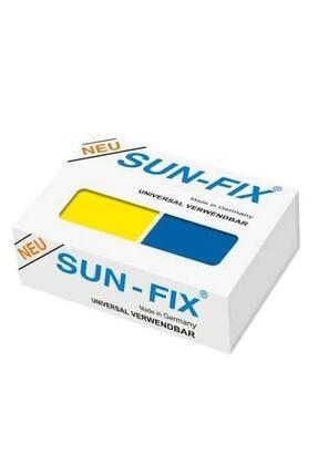 SUN-FİX Çiftli Yapıştırıcı Hamur 100 Gr 0