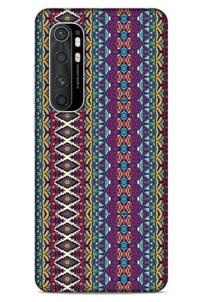 Lopard Ethnic Culture (95) Xiaomi Mi Note 10 Lite Kılıf Silikon Kapak Desenli 0