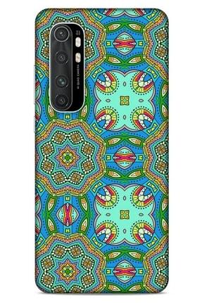 Lopard Ethnic Culture (99) Xiaomi Mi Note 10 Lite Kılıf Silikon Kapak 0