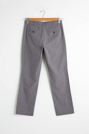 LC Waikiki Erkek Koyu Gri Chino Pantolon S11268Z8 1