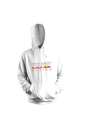 Urban Trash F1 - Red Bull 2020 Kapşonlu Sweatshirt Hoodie - %100 Pamuk 0