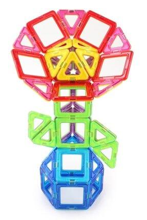 JOYCE TOYS 63 Parça Yaratıcı Mıknatıs (Magnet) Seti 2