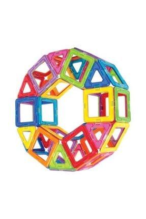 JOYCE TOYS 63 Parça Yaratıcı Mıknatıs (Magnet) Seti 4