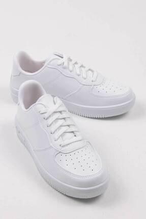 Gob London Kadın Beyaz Sneaker 1021-105-0010_1003 1