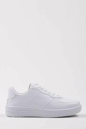 Gob London Kadın Beyaz Sneaker 1021-105-0010_1003 2