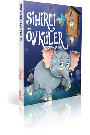 Özyürek Yayınları Sihirli Öyküler Dizisi 10 Kitap Takım 0