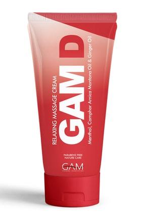 GAM D Kas Ve Eklem Ağrıları Için Krem 75 Ml 0