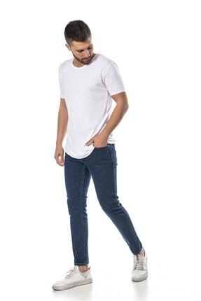 lkjns Lk Jns Koyu Mavi Skinny Denim Pantolon 1