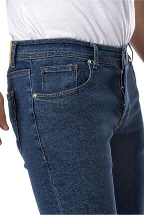 lkjns Lk Jns Koyu Mavi Skinny Denim Pantolon 2