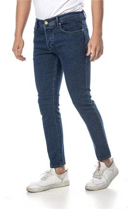 lkjns Lk Jns Koyu Mavi Skinny Denim Pantolon 4