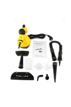kochler K001 Hand Steam Cleaner Buharlı Temizleyici Ve Dezenfeksiyon Makinesi 2
