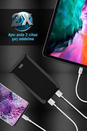 İntouch Prime Dijital Göstergeli Taşınabilir Şarj Cihazı Powerbank 10.000mAh 1
