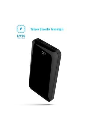 İntouch Prime Dijital Göstergeli Taşınabilir Şarj Cihazı Powerbank 10.000mAh 3