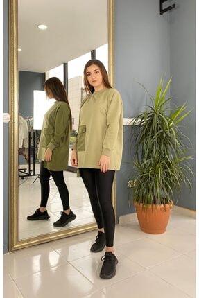 Loreen Basic Eşofman Takımı Çağla Yeşili 3
