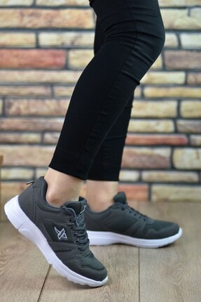 Riccon Füme Beyaz Unisex Sneaker 12020 2