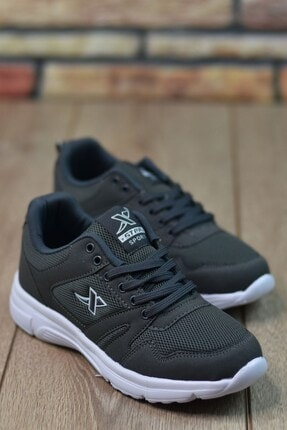 Riccon Füme Beyaz Unisex Sneaker 12020 4