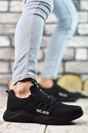 Riccon Siyah Siyah Unisex Sneaker 0012072 3