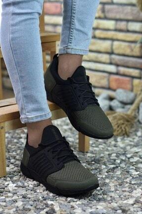 Riccon Haki Erkek Sneaker 0012105 1