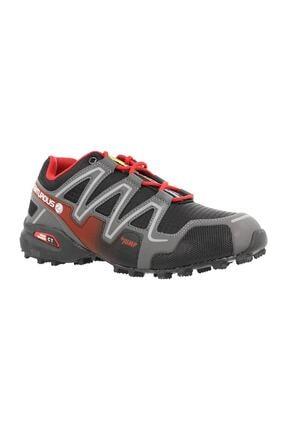 Jump Erkek Siyah Bağcıklı Outdoor  Ayakkabı 2