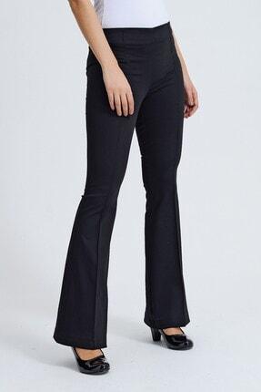 Jument Kadın Siyah Pantolon 40005 4