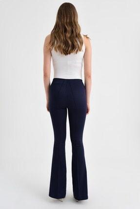 Jument Kadın Lacivert Pantolon 40005 1
