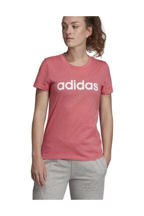 adidas Essentials Linear Kadın Tişört 0