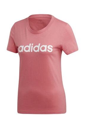 adidas Essentials Linear Kadın Tişört 1